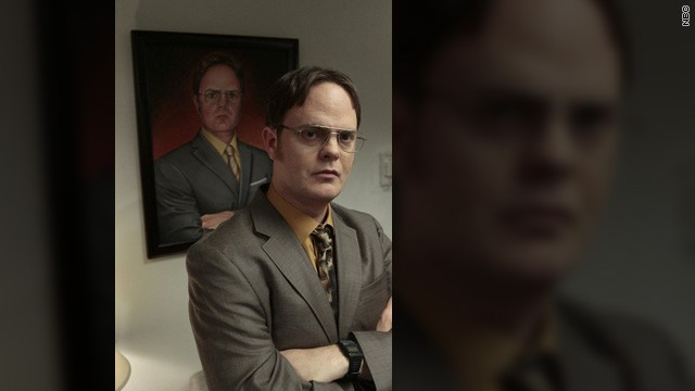 Is NBC developing an 'Office' spinoff for Rainn Wilson?