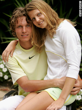 "They grew up in the same town and were instantly dubbed the ""Czech mates"" when they started dating in 2003. But they split in 2011, with Czech model Ester Satorova seen watching world No. 7 Berdych at November's season-ending ATP World Tour Finals in London."