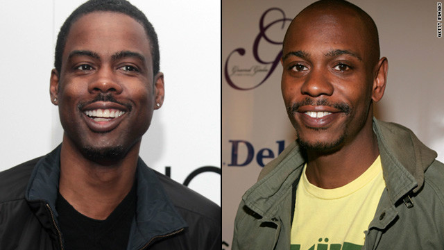 A Chris Rock/Chappelle tour? Rock is trying to make it happen