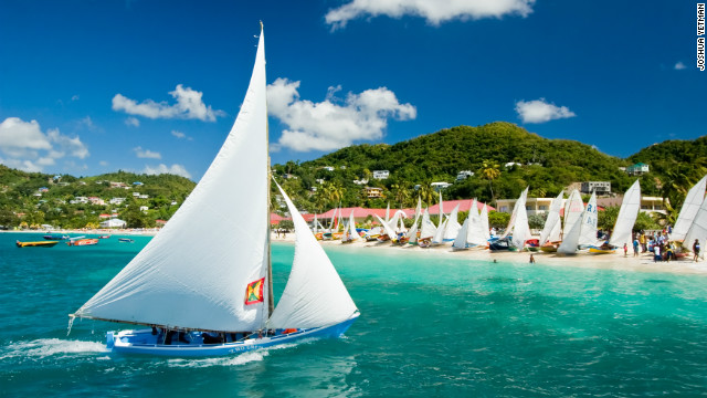 The 2012 Grenada Sailing Festival begins January 27.
