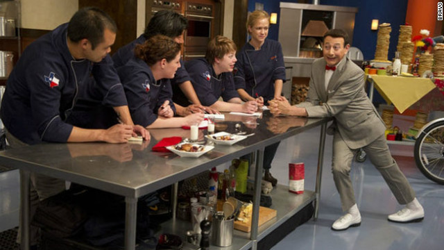 'Top Chef: Texas': Five chefs and a Pee-wee