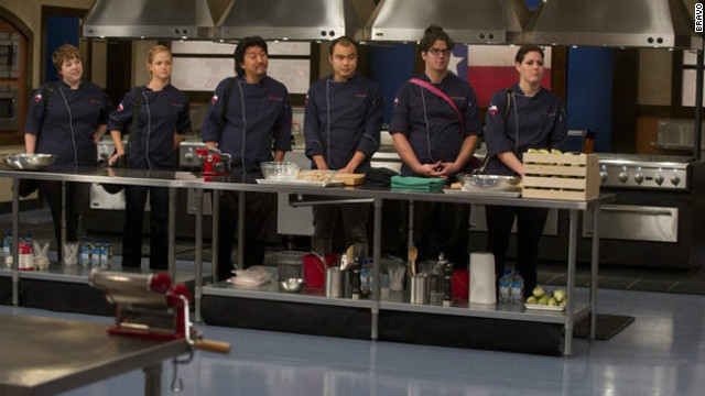 'Top Chef: Texas' takes it to the block