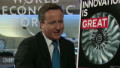 Cameron: Not a time for spending