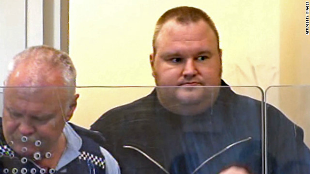 The colorful Kim Dotcom, founder of file-sharing site Megaupload.com, became an instant Internet celebrity after he was arrested in New Zealand on online-piracy charges. He emerged as a hero for Internet freedom activists who thought he was unfairly targeted.