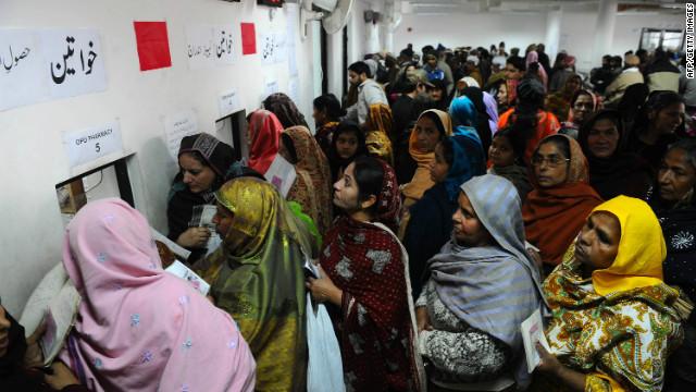 100 muertos en Pakistán por medicina para el corazón presuntamente contaminada
