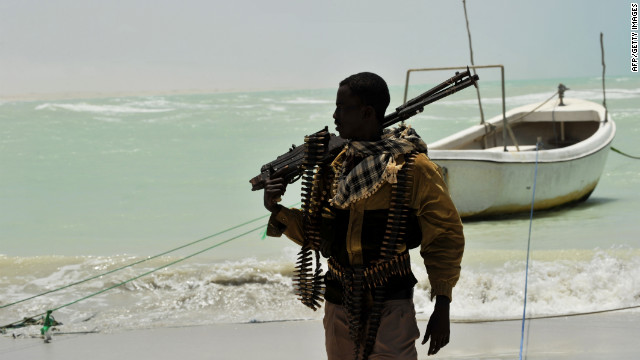 Is Somali piracy over?