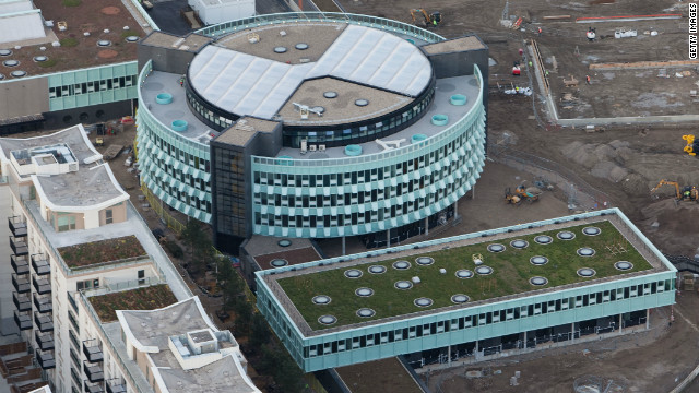 London's 2012 Olympic Village, which will house thousands of gold medal hopefuls, was handed over to Games organizers six months to the day before opening ceremonies begin.