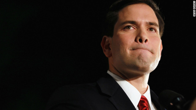 VP Marco Rubio? The man in demand