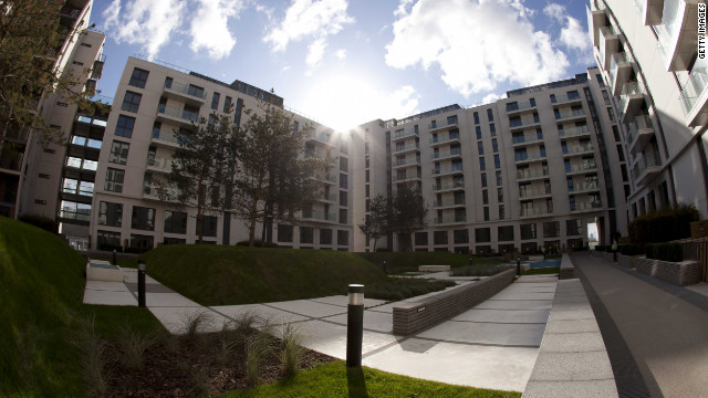 In 2009, some 1,400 of the apartments were sold for $400 million to be rented by London's local government bodies. The Qatari government bought the remaining apartments in an $800 million deal which will also see it own and manage the village.
