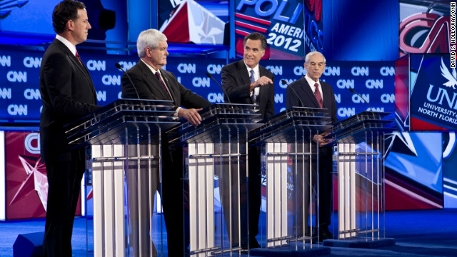 Julian Zelizer says the many Republican debates have spent little time on foreign policy.
