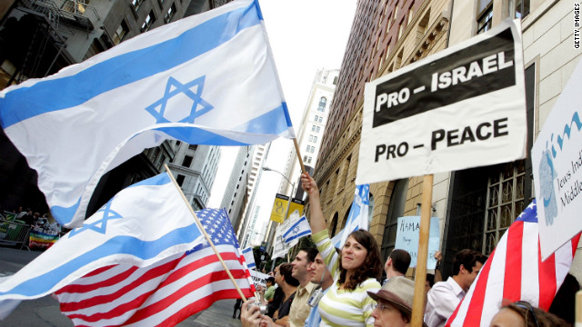 American Jews confront internal rancor over Israel