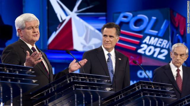 Overheard on CNN.com: Feisty Florida debate chock full of memorable moments
