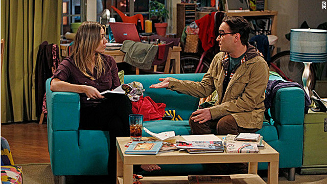 The tech approach to dating on 'Big Bang Theory'