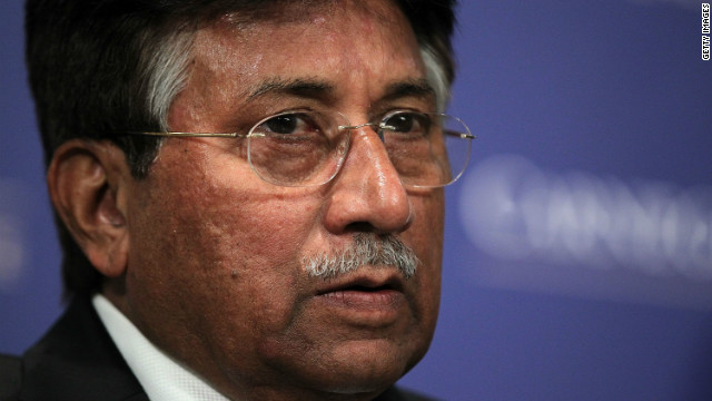 Pervez Musharraf has lived in exile in London and Dubai since resigning in 2008.