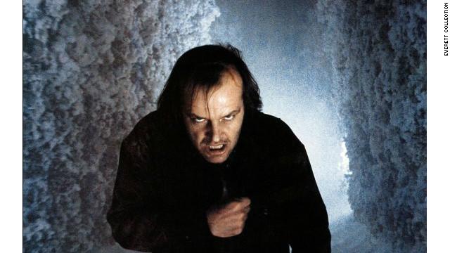 """""""El resplandor"""" encabeza una lista de las películas más terroríficas"""