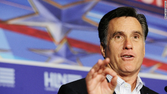 Space execs hope to rocket Romney