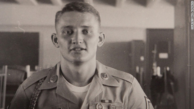 Bill Blazinski was drafted into the Army and also spent two months at Edgewood in 1968. In one test, he said, electrodes were attached to him and &quot;electrical charges ran through his body, causing pain like pinpricks,&quot; according to the plaintiff's' lawsuit against the VA.