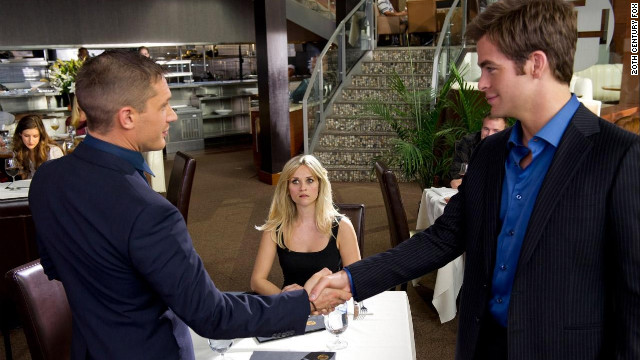 'This Means War' cuts jokes, gets PG-13 rating