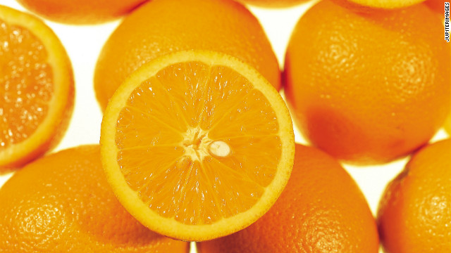 FDA detains Canadian orange juice for fungicide