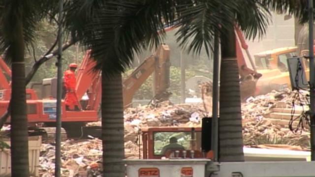 Sube a 17 el número de víctimas por edificios colapsados en Brasil