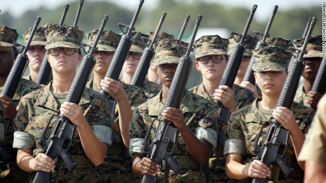 Military to open combat jobs to women