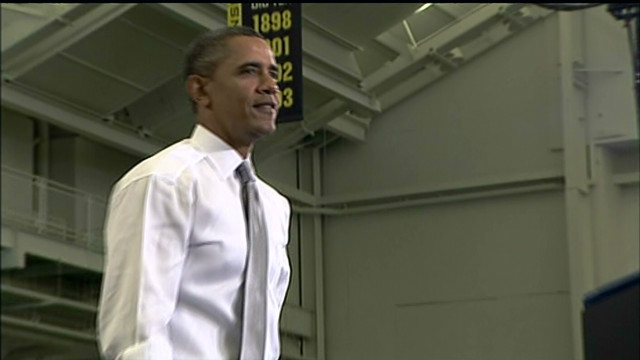  President Obama held a Google+ 'Hangout