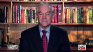 Will Ron Paul stay in the race?