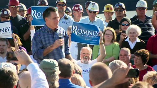 Romney aventaja a Gingrich en Florida, según encuestas