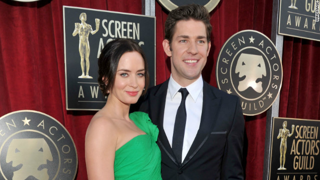 Overheard: Emily Blunt on marriage
