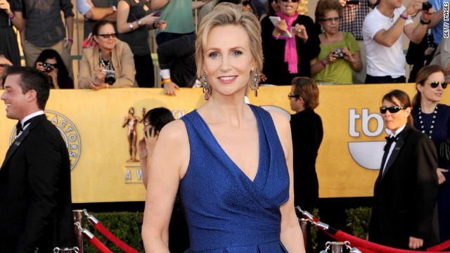 Jane Lynch will play Miss Hannigan in the musical revival of 