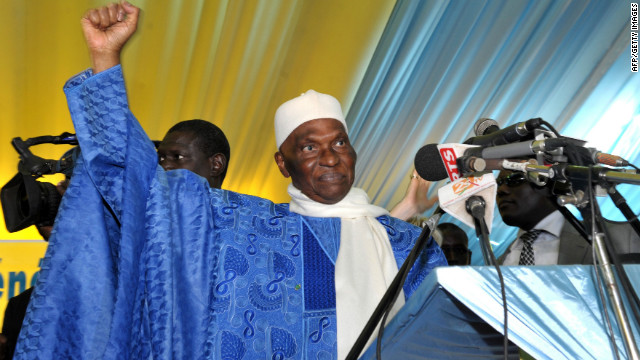 A Senegalese court has ruled that President Abdoulaye Wade can run for office again.