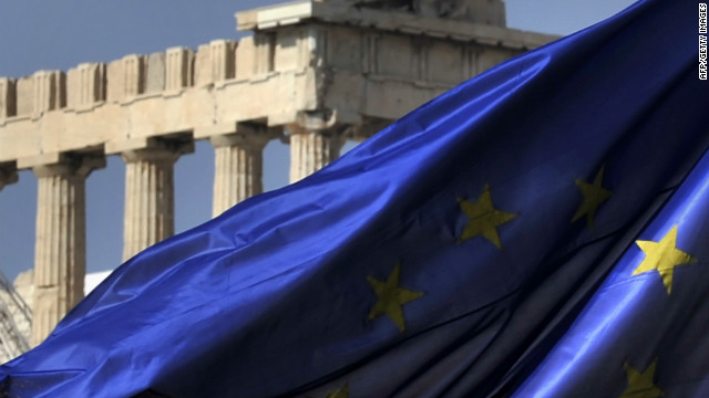 Yanis Varoufakis says Greeks are horrified at the prospect of losing national sovereignty.