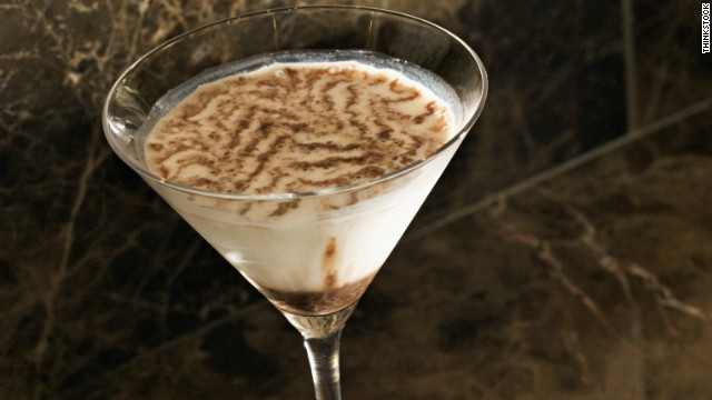 Breakfast buffet: National Brandy Alexander day