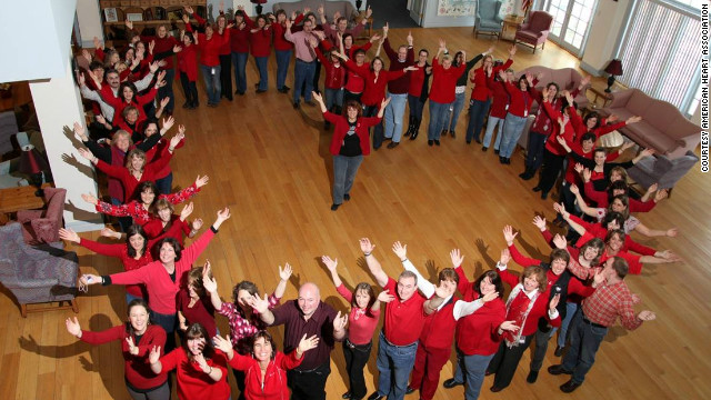 Friday is National Wear Red Day as the American Heart Association's Go Red for Women effort educates women on heart health.