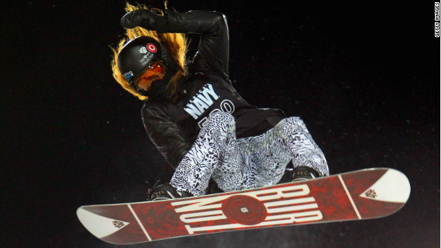 X Games buzz: Flipping snowmobile, snowboarding perfection