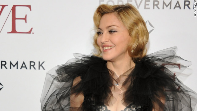 Madonna talks Super Bowl nerves