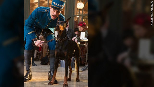 Scorsese: Why no noms for 'Hugo's' Blackie?