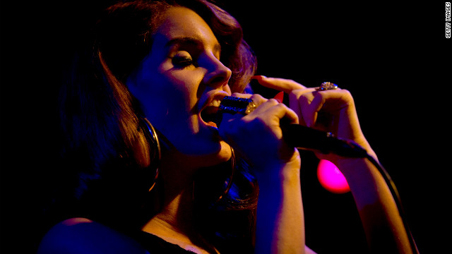 Lana Del Rey has only charted one song domestically: