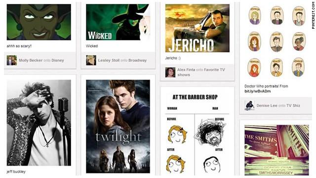 Pinterest, el sitio que te ayuda a clasificar las cosas que te apasionan