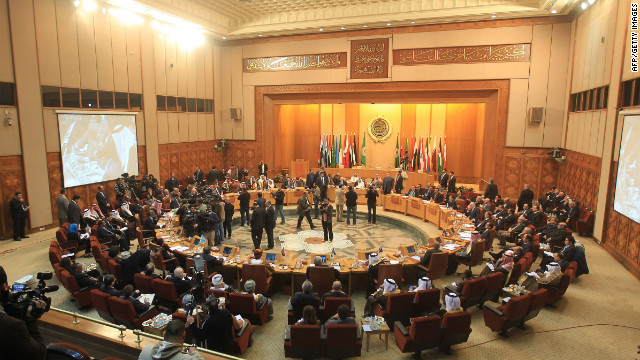 The Arab League has been around for more than 60 years. It was founded in 1945 with six members.