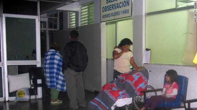 Sube a 145 la cifra de heridos por sismo en Perú; hay al menos 277 casas destruidas