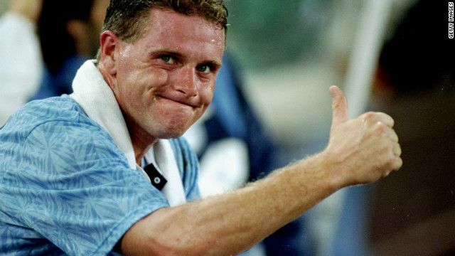 "The most complicated transfer Stein has worked on was former England star Paul Gascoigne's switch from Tottenham Hotspur to Lazio. Stein said he ""lived and breathed"" the deal and was even forced to work through the night."