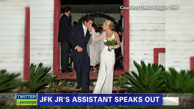 """Ford Morgan Hill >> RoseMarie Terenzio on JFK Jr. and Carolyn Bessette: """"They ..."""
