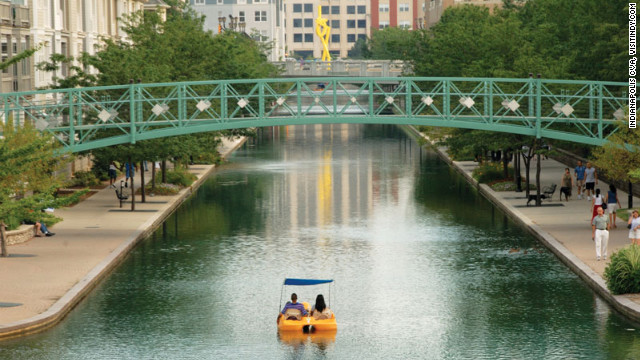 The Canal and White River State Park are home to some of the city's best museums and attractions.