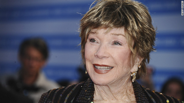 Shirley MacLaine joins 'Downton Abbey'