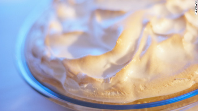 Breakfast buffet: National Baked Alaska day