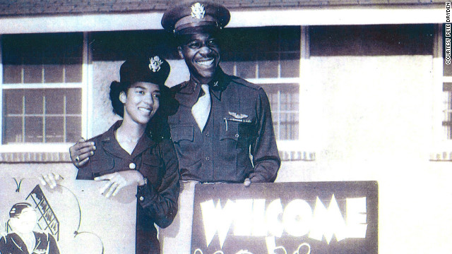 Women of Tuskegee supported famed black pilots