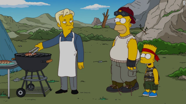 Julian Assange to guest on &#039;The Simpsons&#039;