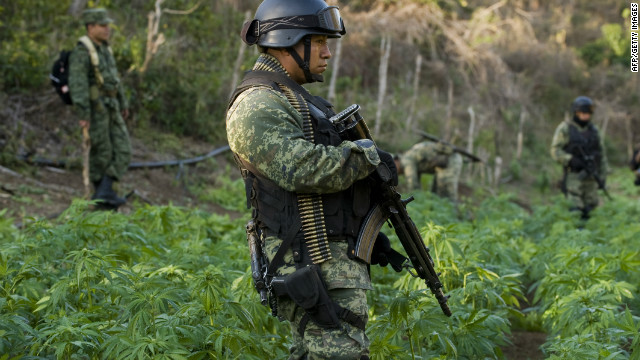 Tres militares mexicanos mueren en un enfrentamiento en Sinaloa
