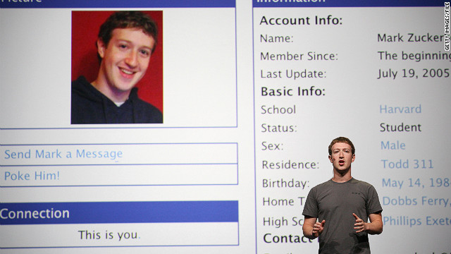 Amitai Etzioni says Facebook chief executive Mark Zuckerberg says privacy is obsolete, but has made concessions on the issue.